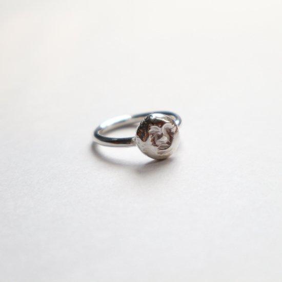 <Silver925Ring>Luna ring