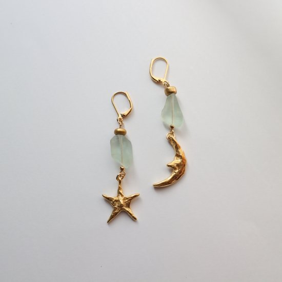 Starry sky pierce(earring)