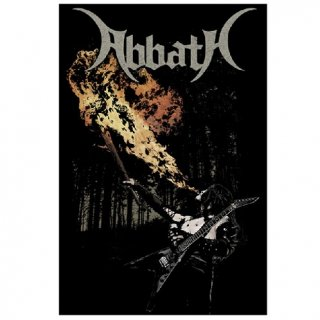 ABBATH Fire Breathing, 布製ポスター