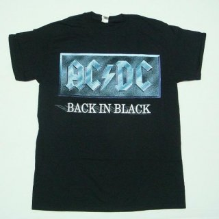 AC/DC Back in Black, Tシャツ