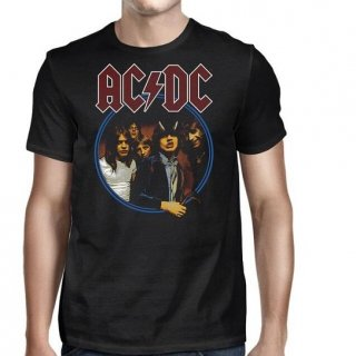 AC/DC Highway Circle, Tシャツ