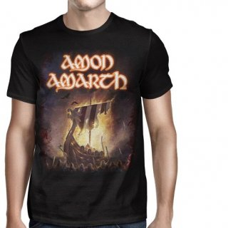 AMON AMARTH 1000 Burning Arrows, Tシャツ