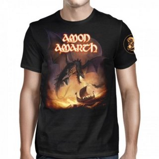 AMON AMARTH Sea of Blood Tour Dates, Tシャツ