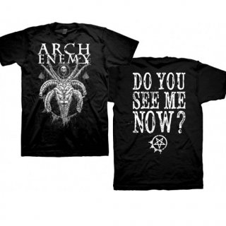 ARCH ENEMY Do You See Me Now, Tシャツ