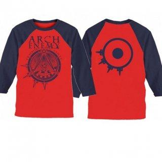 ARCH ENEMY War Eternal, ラグラン七分袖シャツ
