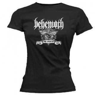 BEHEMOTH Satanist Eye, レディースTシャツ
