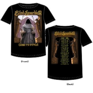 BLIND GUARDIAN Time to Reveal Dates, Tシャツ