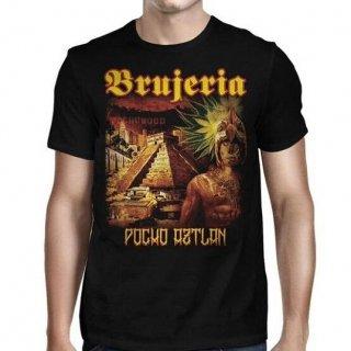 BRUJERIA Pocho Aztlan Viva Mexico, Tシャツ