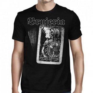 BRUJERIA Aztlan Warrior Viva Mexico, Tシャツ