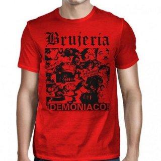 BRUJERIA Demoniaco No Crea en Brujos, Tシャツ