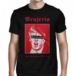 BRUJERIA Presidente Trump 2016 Dates, Tシャツ