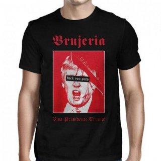 BRUJERIA Presidente Trump 2016 Dates, Tシャツ