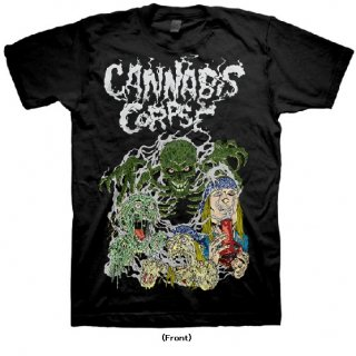 CANNABIS CORPSE Ghost Ripper, Tシャツ