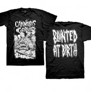 CANNABIS CORPSE Blunted at Birth, Tシャツ