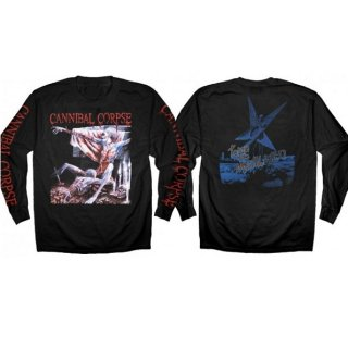 CANNIBAL CORPSE Tomb of the Mutilated, ロングTシャツ