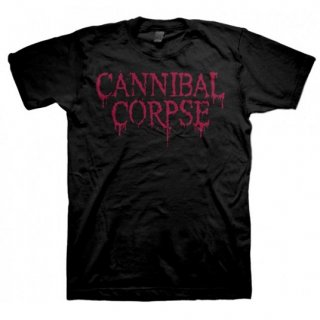 CANNIBAL CORPSE Logo, Tシャツ