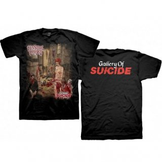 CANNIBAL CORPSE Gallery Of Suicide, Tシャツ
