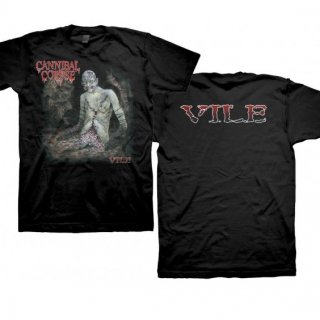 CANNIBAL CORPSE Vile, Tシャツ