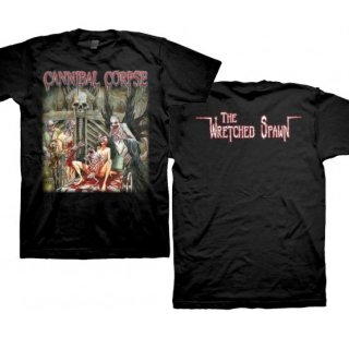 CANNIBAL CORPSE The Wretched Spawn, Tシャツ