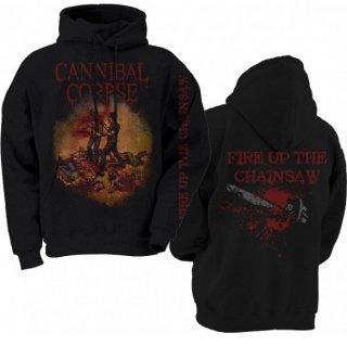 CANNIBAL CORPSE Fire Up The Chainsaw, パーカー