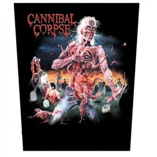 CANNIBAL CORPSE Eaten Back to Life, バックパッチ