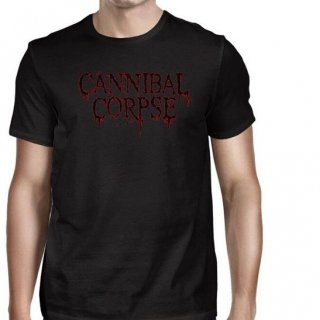 CANNIBAL CORPSE Logo Summer Tour 2016, Tシャツ