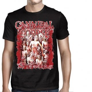 CANNIBAL CORPSE The Bleeding, Tシャツ