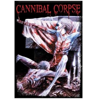 CANNIBAL CORPSE Tomb of the Mutilated, 布製ポスター