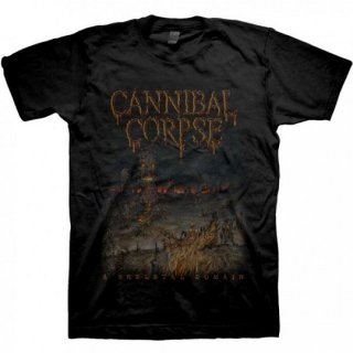 CANNIBAL CORPSE Skeletal Domain Winter 2015, Tシャツ