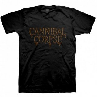 CANNIBAL CORPSE Logo 2015 Winter 2015, Tシャツ