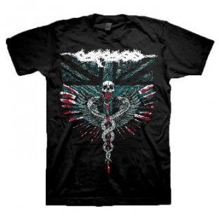 CARCASS Medical Snakes, Tシャツ