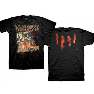 CARCASS Necroticism, Tシャツ