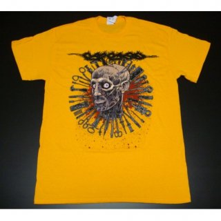CARCASS Head One Foot 2016 Tour Dates, Tシャツ