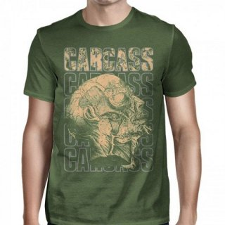 CARCASS Cabeza Tools 2016 Tour, Tシャツ