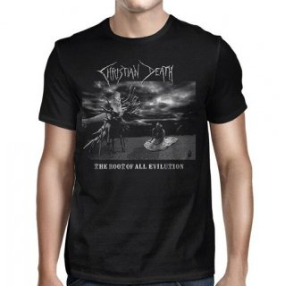 CHRISTIAN DEATH Evilution, Tシャツ