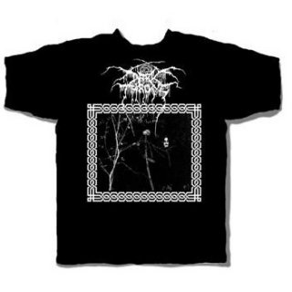 DARK THRONE Taakeferd, Tシャツ