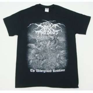 DARK THRONE The Underground Resistance, Tシャツ
