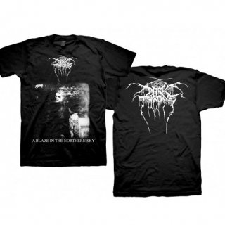 DARK THRONE A Blaze in the Northern Sky, Tシャツ