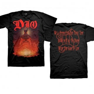 DIO Last in line, Tシャツ