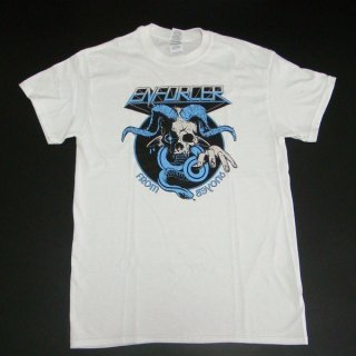 ENFORCER From Beyond Date White, Tシャツ