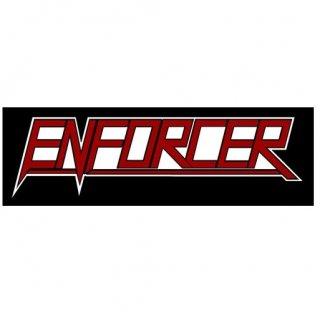 ENFORCER Logo, ステッカー