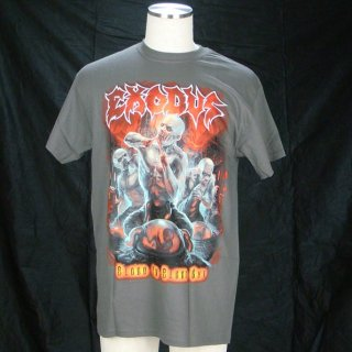 EXODUS Blood in Blood Out Demons, Tシャツ