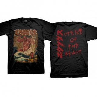 EXODUS Oni Strike of the Beast, Tシャツ