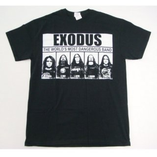 EXODUS Most Wanted, Tシャツ