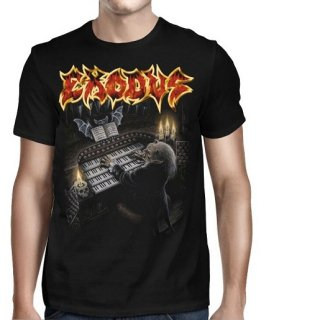 EXODUS Tempo if the Damned, Tシャツ
