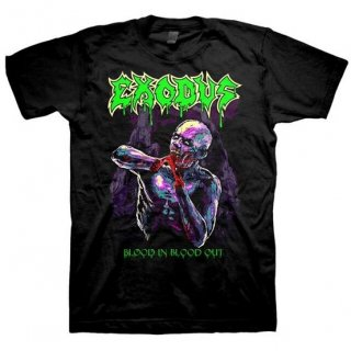 EXODUS Blood in Blood Out, Tシャツ