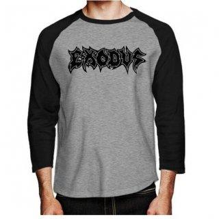 EXODUS Metal Command, ラグラン七分袖シャツ