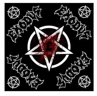EXODUS Pentagram Logo, バンダナ