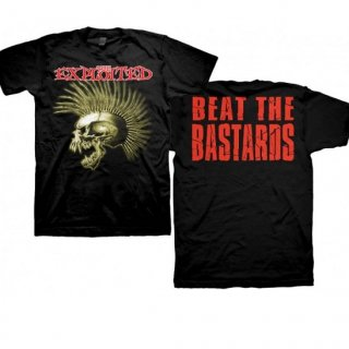 THE EXPLOITED Beat The Bastards, Tシャツ