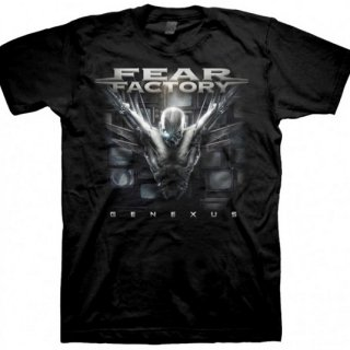 FEAR FACTORY Genexus, Tシャツ